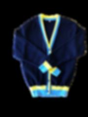 Unisex matric cardigan