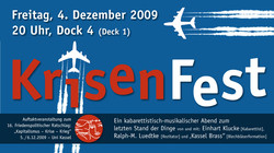 "Kino-Dia ""Krisenfest"" 2009"
