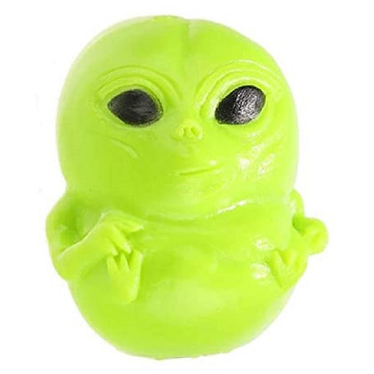 Alien Splatter Ball (Green) 7cm