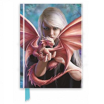 Dragonkin Embossed Journal - Anne Stokes