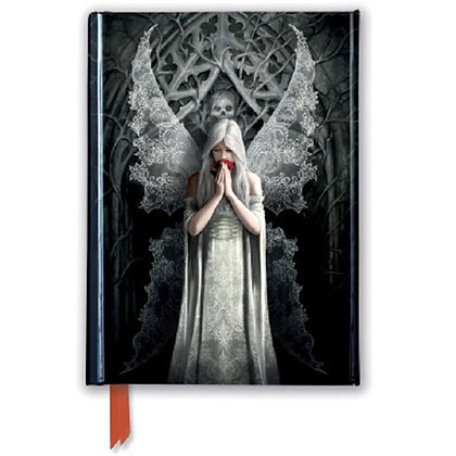 Only Love Remains Embossed Pocket Book - Anne Stokes