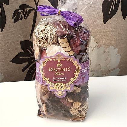 Bag of Fragrant Pot Pourri - Lavender Rosemary