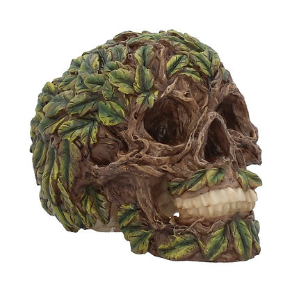 Root of all Evil Skull Ornament - 20.5cm