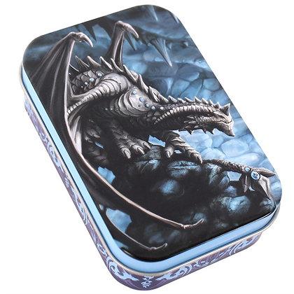 Rock Dragon Storage Tin (Anne Stokes)