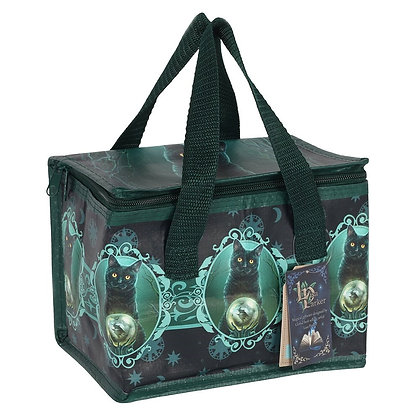 Rise of The Witches Cat Cooler Lunch Bag (Lisa Parker)
