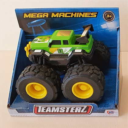 Teamsterz Modified Flatbed Truck Mega Machine