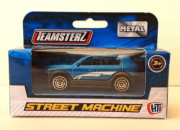 Teamsterz Street Machine Car - Metallic Blue