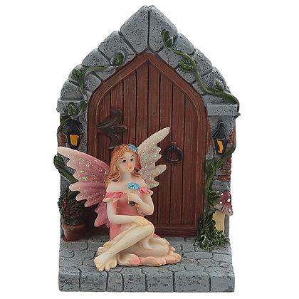 Enchanted Fairy Door Ornament
