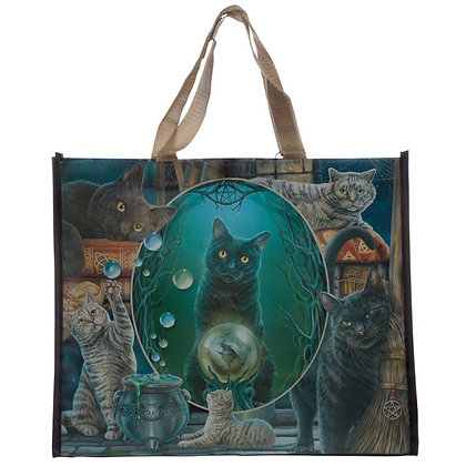 Magic Cat Shopping Bag (Lisa Parker)