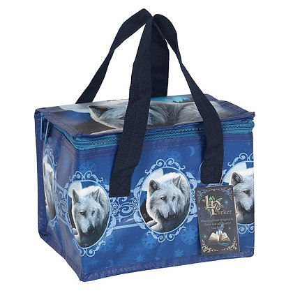 Guardian of The North Wolf Cooler Lunch Bag (Lisa Parker)