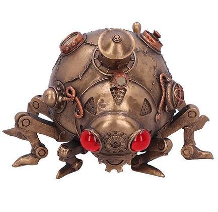 Steampunk Steam Bug Ornament - 20cm