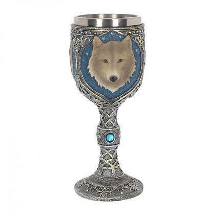 Lone Wolf Goblet 19.5cm