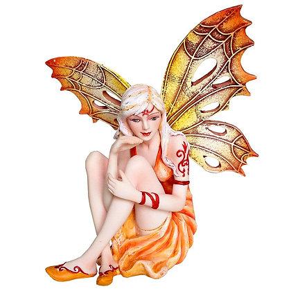 Firebell Fairy Ornament - 12.5cm