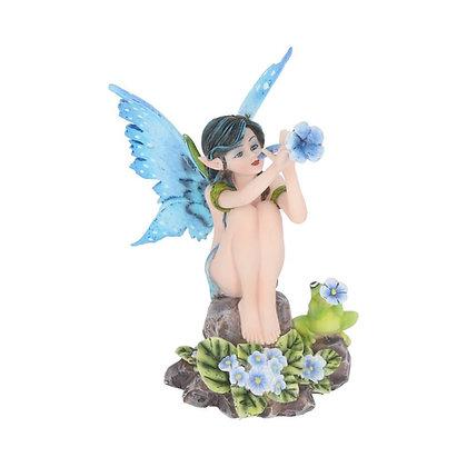 Dawn Chorus Fairy Ornament - 14cm