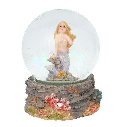Mermaid Waterball Ornament