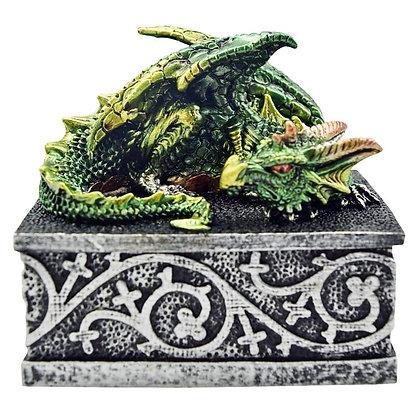 Dragon Safehold Trinket Box 8.4cm