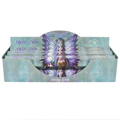 20 Mystic Aura Fairy Incense Sticks (Anne Stokes)