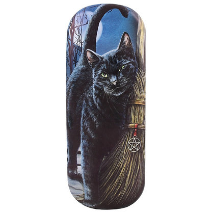 Brush With Magick Cat - Lisa Parker Glasses Case