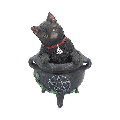 Smudge the Cat Ornament - 12cm