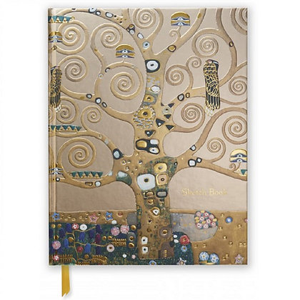 Tree of Life Blank Sketch Book