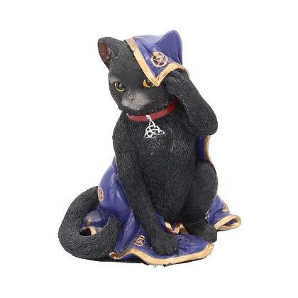 Jinx Cat Ornament - 11cm