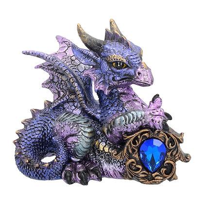 Tyrian Dragon Ornament - 13cm
