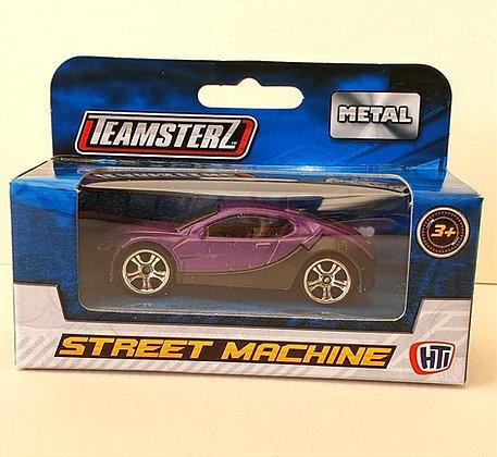 Teamsterz Street Machine Car - Purple
