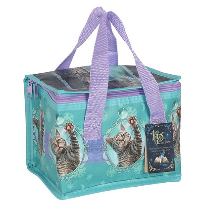 Hubble Bubble Cat Cooler Lunch Bag (Lisa Parker)