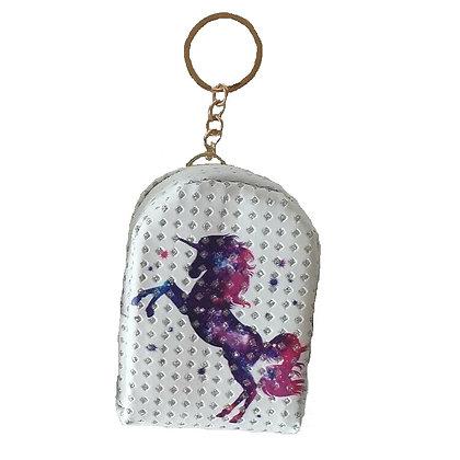 Diamante Unicorn Purse