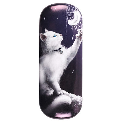 Snow Kitten - Linda Jones Glasses Case