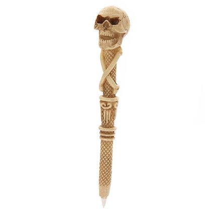Novelty Skull Pen