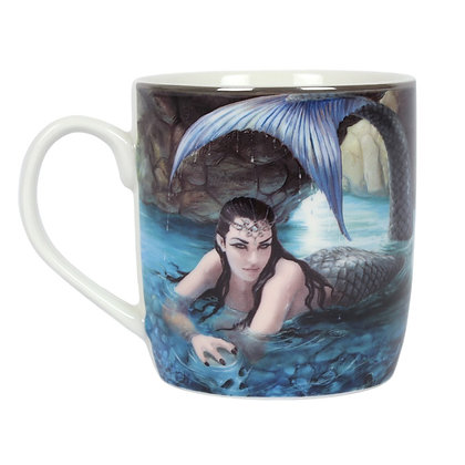 Hidden Depths Mermaid Mug - Anne Stokes