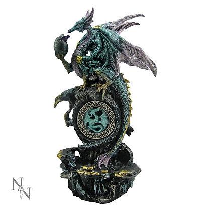 Sigil of Lineage Dragon Ornament 28cm