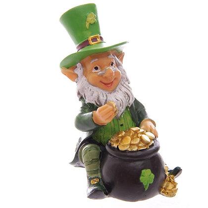 Lucky Leprechaun Ornament (9 -11cm)