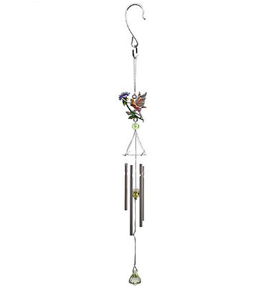 Fairy with Flower Windchime