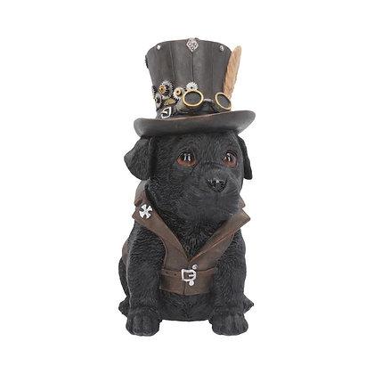 Cogsmiths Steampunk Dog Ornament 21cm