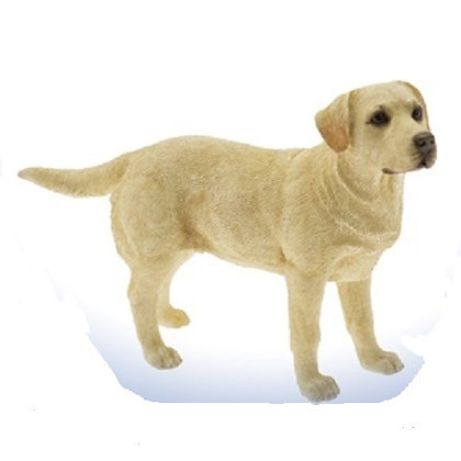 Leonardo Golden Labrador Dog Ornament