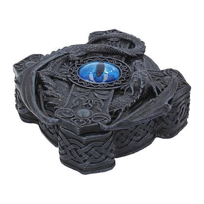 Ice Dragon Cross Box 16.5cm