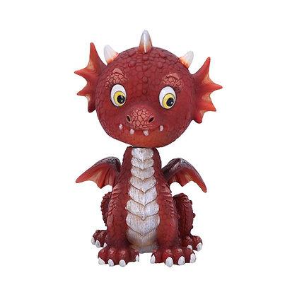 Bobflame Dragon Ornament