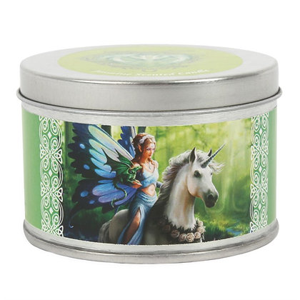 Realm of Enchantment Unicorn - Scented Anne Stokes Candle