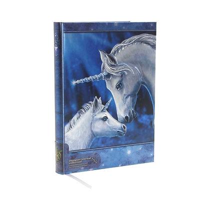 Sacred Love Unicorn Embossed Journal - 17cm (Lisa Parker)