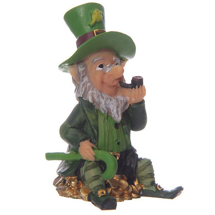 Lucky Leprechaun Ornament