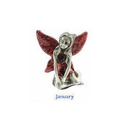 Pewter Birthstone Fairy (Leonardo Collection)