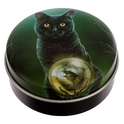 Magical Cat Lip Balm in a Tin (Rise of the Witches) - Lisa Parker
