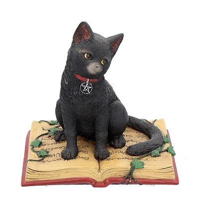 Eclipse Cat Ornament - 12cm