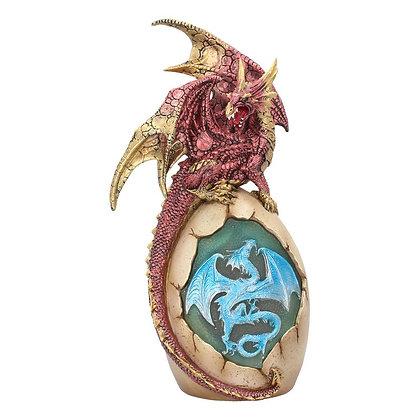 Spawn of Fire Born Dragon Figure 25.5cm