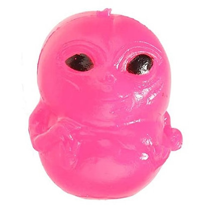 Alien Splatter Ball (Pink) 7cm