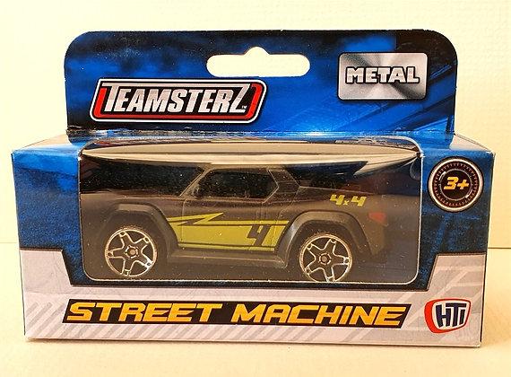 Teamsterz Street Machine Pickup Truck - Black
