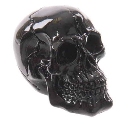 Gruesome Small Skull Head Ornament