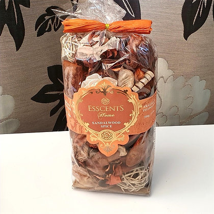 Bag of Fragrant Pot Pourri - Sandalwood Spice